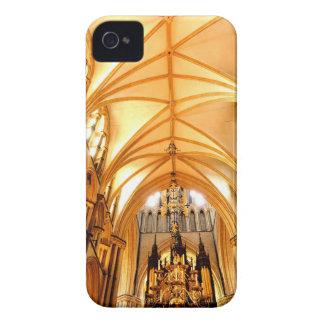 Catedral de Lincoln Carcasa Para iPhone 4