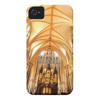 Catedral de Lincoln Carcasa Para iPhone 4 De Case-Mate