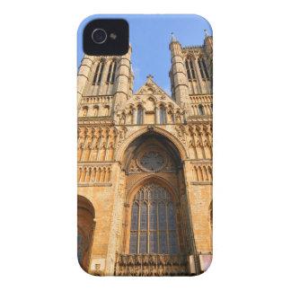 Catedral de Lincoln Funda Para iPhone 4