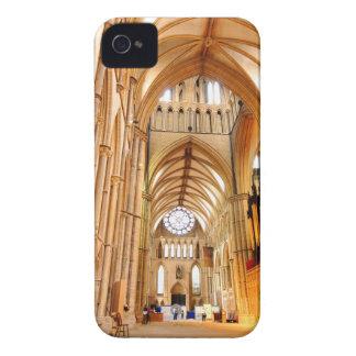 Catedral de Lincoln Funda Para iPhone 4 De Case-Mate