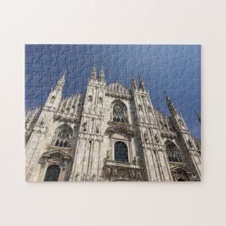 Catedral de Milano Puzzle
