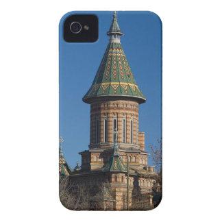 Catedral de Mitropolitan, Timisoara, Rumania Carcasa Para iPhone 4 De Case-Mate