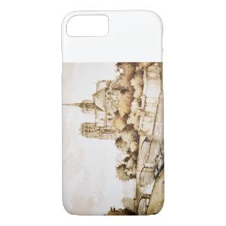 Catedral de Notre Dame de la cubierta de IPhone Funda iPhone 7