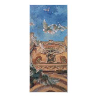 Catedral de San Fernando Invitación 10,1 X 23,5 Cm