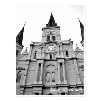 Catedral de St. Louis Postal