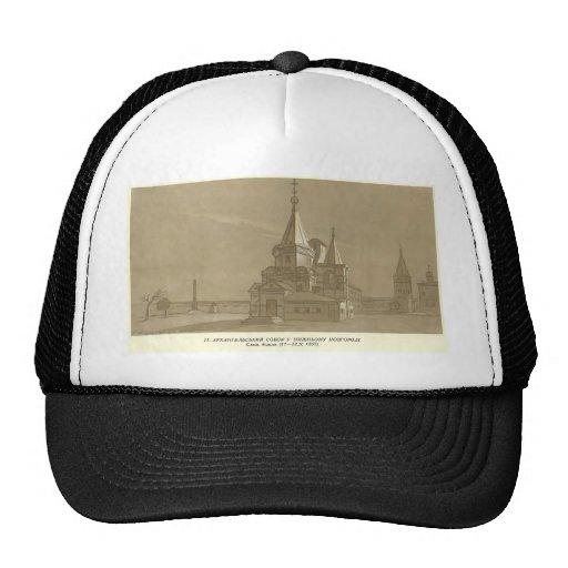 Catedral del arcángel de Taras Shevchenko- en Nizh Gorras De Camionero