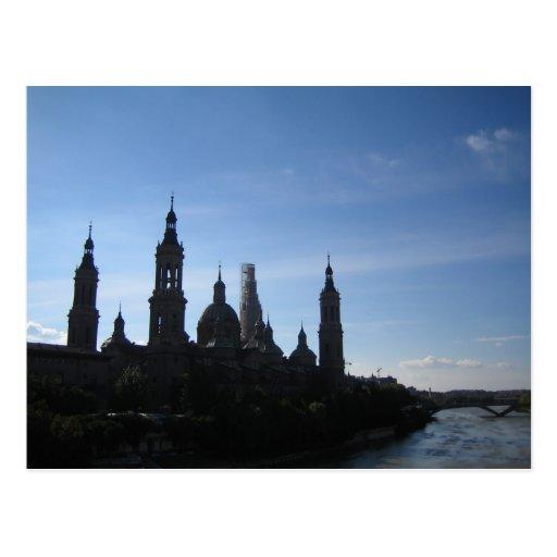 Catedral del Pilar Tarjetas Postales