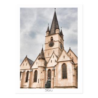 Catedral evangélica postales