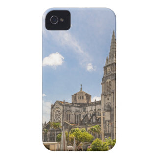 Catedral metropolitana Fortaleza el Brasil Carcasa Para iPhone 4 De Case-Mate