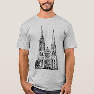 Catedral vieja camiseta