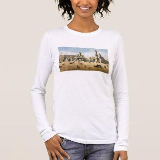Catedrales del anuncio y del arcángel, camiseta de manga larga