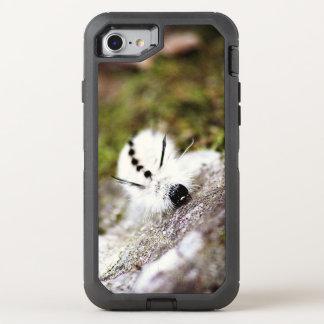 Caterpillar blanco funda OtterBox defender para iPhone 7