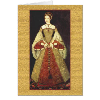 Catherine Parr Tarjeta De Felicitación