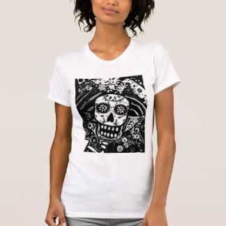 Catrina Dia de los Muertos Camiseta