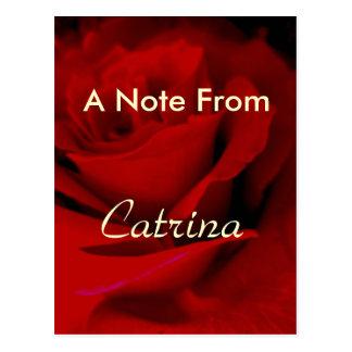 Catrina Postal