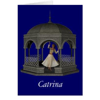 Catrina Felicitación