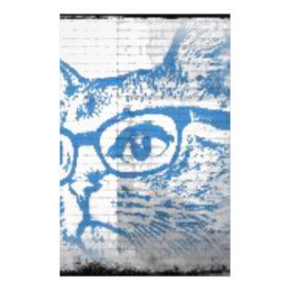 Catswearingglasses Papelería De Diseño