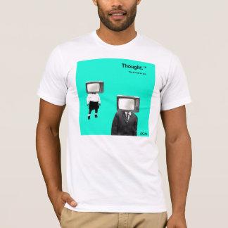 ..... Causa pensada Camiseta