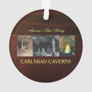 Cavernas de ABH Carlsbad Adorno