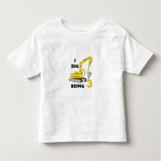 Cavo ser 3 camiseta de bebé
