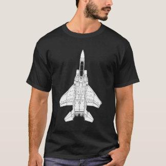 Caza a reacción de F-15 Eagle Camiseta