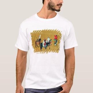 Caza de Kublai Khan, dinastía de Yuan Camiseta