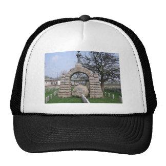 Caza del campo gorras