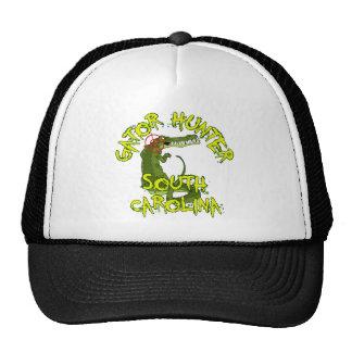 Cazador Carolina del Sur del cocodrilo Gorro De Camionero