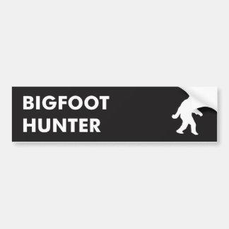 Cazador de Bigfoot - Pegatina Para Coche