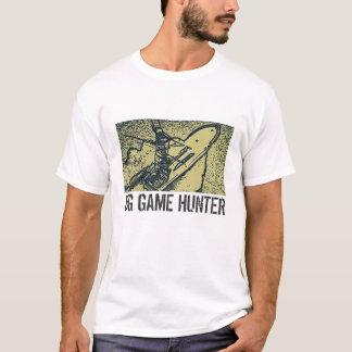 Cazador del gran juego camiseta
