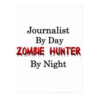 Cazador del periodista/del zombi postal