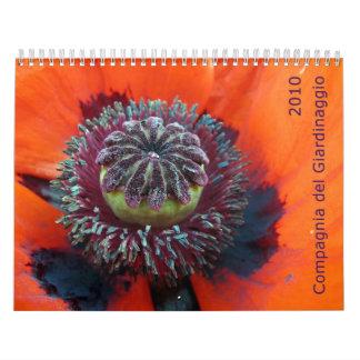 CdG 2010 Calendarios