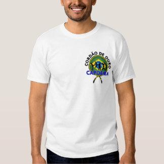 CDO Capoeira (2-side) Camisetas