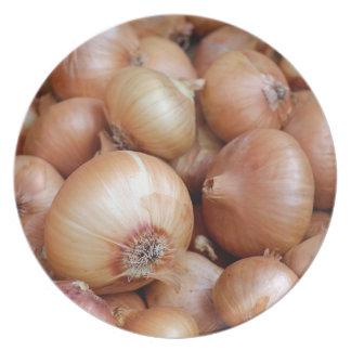 Cebollas de Brown Plato