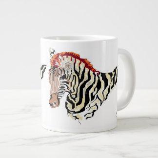 Cebra de la taza