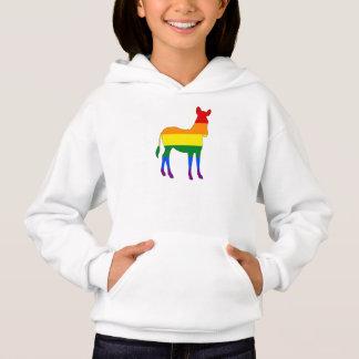 Cebra del arco iris