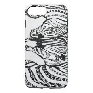 Cebra Funda iPhone 7 Plus