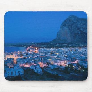 CEJA de Italia, Sicilia, SAN VITO LO, ciudad de va Alfombrilla De Raton