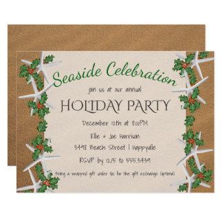 Celebración de días festivos de las estrellas de invitación 12,7 x 17,8 cm