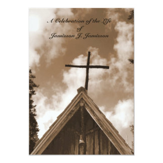 Celebración de la invitación de la vida, iglesia