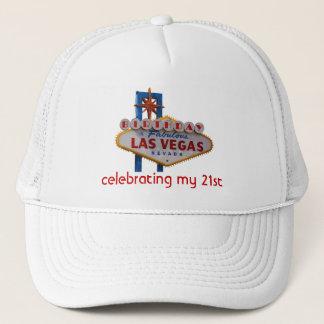 Celebración de mi 21ro gorra de Las Vegas del