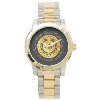 Celebración del 25to aniversario. Adaptable Relojes De Mano