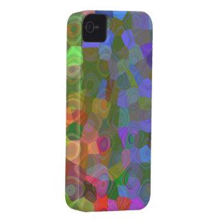 Celebración del color carcasa para iPhone 4 de Case-Mate