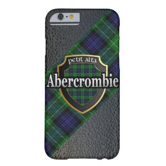 Celebración del escocés de Abercrombie del clan Funda De iPhone 6 Barely There
