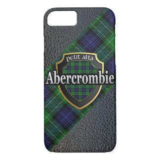 Celebración del escocés de Abercrombie del clan Funda iPhone 7