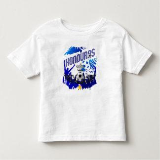 Celebración del futbol del fútbol de la bandera camiseta de bebé