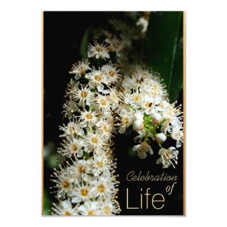 Celebración floral de la invitación de la vida 3