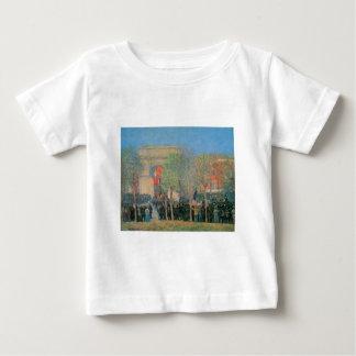 Celebración Italo-Americana, cuadrado de Camisas