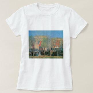 Celebración Italo-Americana, cuadrado de Camisetas