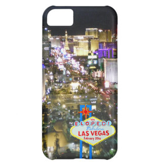 Celebración Las Vegas del boda Funda Para iPhone 5C